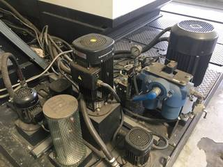 Fräsmaschine Mazak FJV 60/160-8