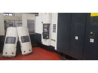 Mazak HCN 5000 Palletech, Fräsmaschine Bj.  2005-13