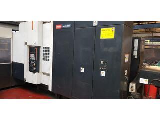 Fräsmaschine Mazak HCN 5000 Palletech-1