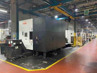 Fräsmaschine Mazak HCN 6000-10