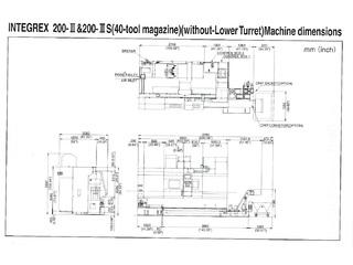 Drehmaschine Mazak Integrex 200 III S-10