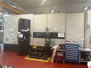 Drehmaschine Mazak Integrex E 650 H x 2.000-0