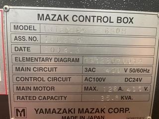 Drehmaschine Mazak Integrex E 650 H x 2.000-11