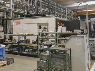 Fräsmaschine Mazak Variaxis 730-5AXII-2APC-0