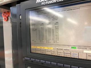 Fräsmaschine Mazak VTC 300 C-12