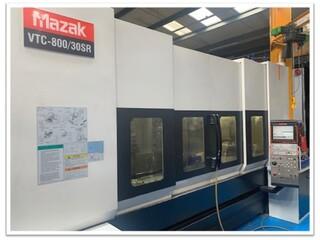 Mazak VTC 800 / 30 SR, Fräsmaschine Bj.  2008-3
