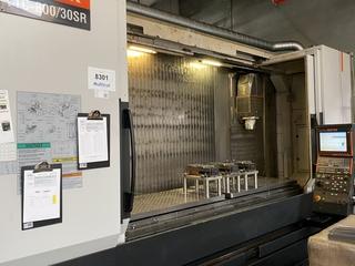 Fräsmaschine Mazak VTC 800 - 30 SR-8