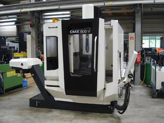 Fräsmaschine DMG Mori CMX 600 V-0
