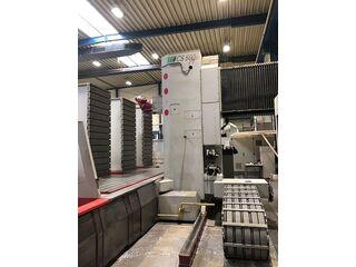 Mecof Agile CS-500 - 2000 Bettfräsmaschinen-1