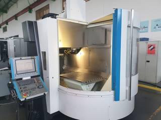 Fräsmaschine Mikron HSM 800-0