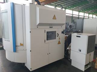 Fräsmaschine Mikron HSM 800-5