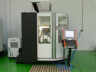 Mikron UCP 600 Vario, Fräsmaschine Bj.  2011-1