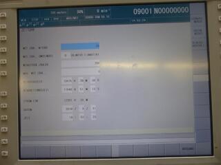 Mori Seiki NH 4000 DCG, Fräsmaschine Bj.  2015-9