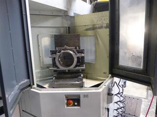 Mori Seiki NH 4000 DCG, Fräsmaschine Bj.  2015-5