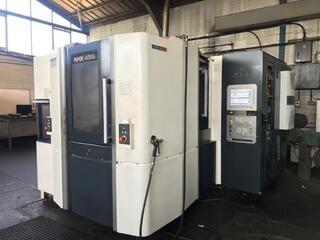 Mori Seiki NHX 4000, Fräsmaschine Bj.  2012-0