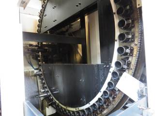 Mori Seiki NHX 4000, Fräsmaschine Bj.  2012-9