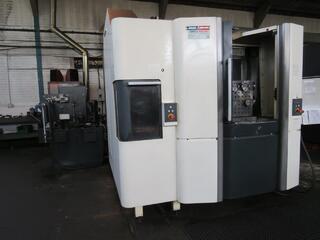 Mori Seiki NHX 4000, Fräsmaschine Bj.  2012-12