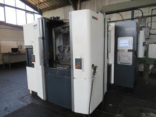 Mori Seiki NHX 4000, Fräsmaschine Bj.  2012-1