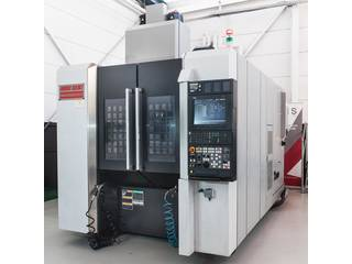 Fräsmaschine Mori Seiki NMV 5000 DCG-0