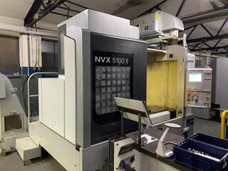 Fräsmaschine Mori Seiki NVX 5100 II 40-1