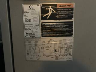 Fräsmaschine Mori Seiki NVX 5100 II 40-4