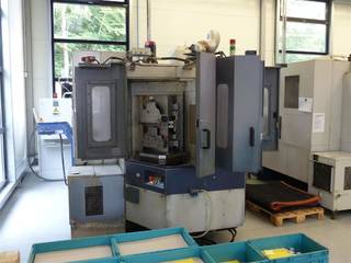 Mori Seiki SH 403, Fräsmaschine Bj.  2001-3