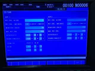 Drehmaschine Mori Seiki ZT 2500 Y + Promot gentry-14