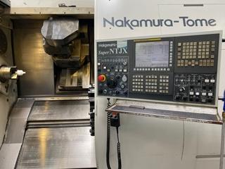 Drehmaschine Nakamura Super NTJX-1