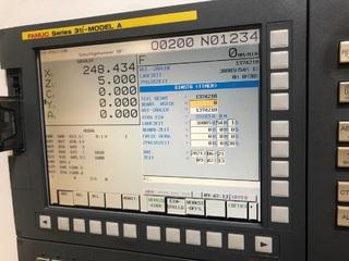 Drehmaschine Nakamura WT 100 MMY-11