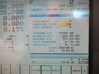 Drehmaschine Nakamura WT 250 MMY-10