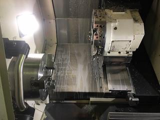 Drehmaschine Okuma Genos L400-E-1