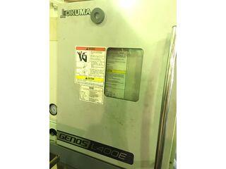 Drehmaschine Okuma Genos L400-E-3