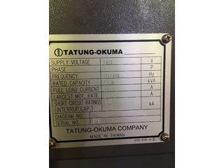 Drehmaschine Okuma Genos L400-E-4