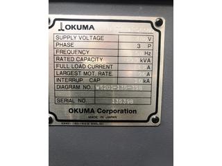 Drehmaschine Okuma LU 300 M 2SC 600-7