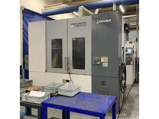 Fräsmaschine Okuma MA 600 HB-0