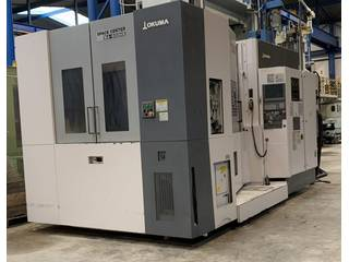 Fräsmaschine Okuma MA 600 HB-2