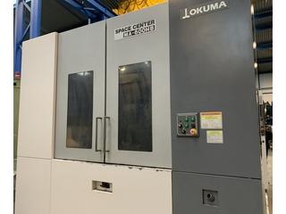 Fräsmaschine Okuma MA 600 HB-4
