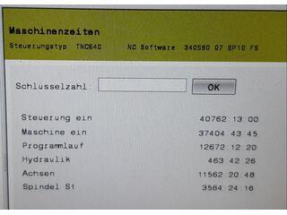 Fräsmaschine OPS Ingersoll High Speed Eagle V9-9
