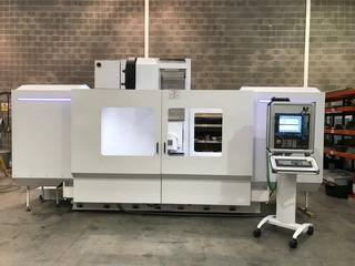 Fräsmaschine Parpas 90 HP / 2000 CNC Ram Style-0