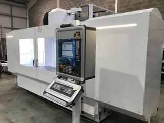 Fräsmaschine Parpas 90 HP / 2000 CNC Ram Style-10