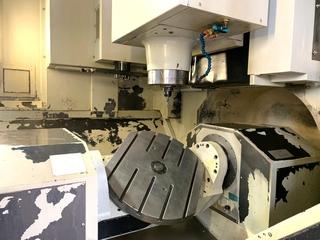 Fräsmaschine Quaser UX 600 - 15C-2
