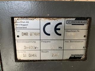 Schleifmaschine Schneeberger GEMINI DMR-6