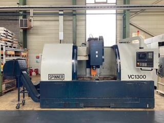 Fräsmaschine Spinner VC 1300-0