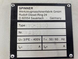Fräsmaschine Spinner VC 1300-8
