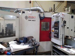 Starrag Heckert CWK 400 D, Fräsmaschine Bj.  2000-2