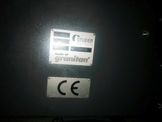 Schleifmaschine Studer S41-12