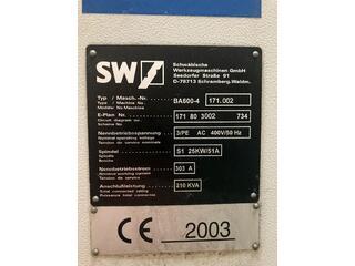 Fräsmaschine SW BA 600 - 4-1