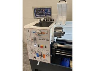 konventionelle Drehmaschinen ToRen CD 6241 x 1000 Vario-3
