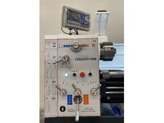 konventionelle Drehmaschinen ToRen CD 6241 x 1000 Vario-4