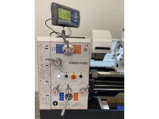 konventionelle Drehmaschinen ToRen CD 6241 x 1500 Vario-3